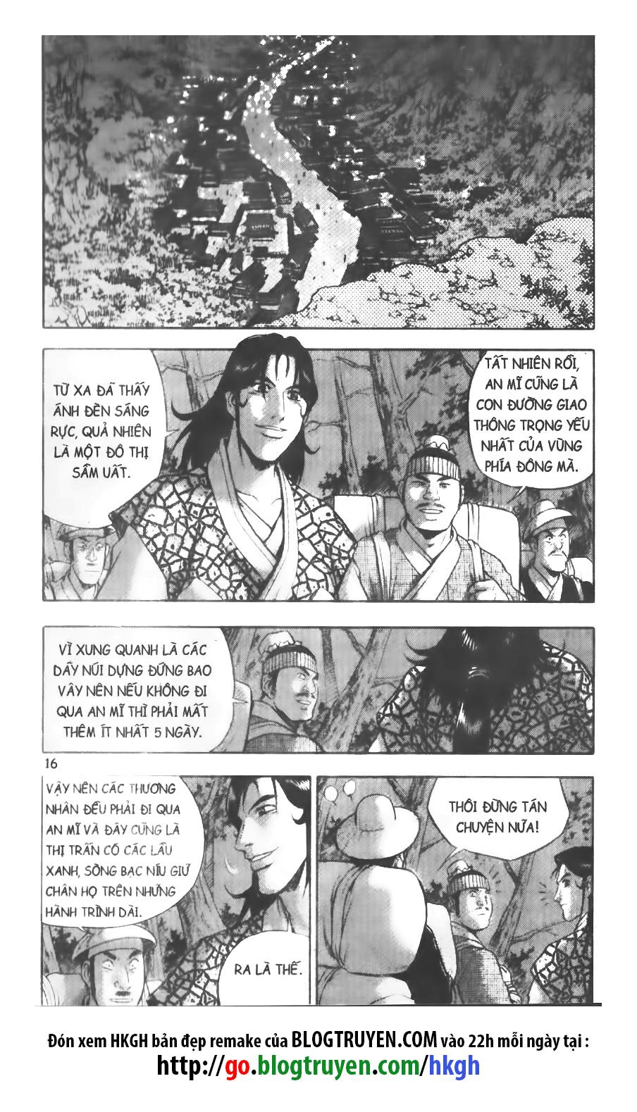 Hiệp Khách Giang Hồ chap 332 Trang 17 - Mangak.info