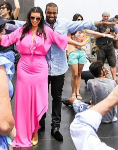 kanye west kim kardashian brazil vacation