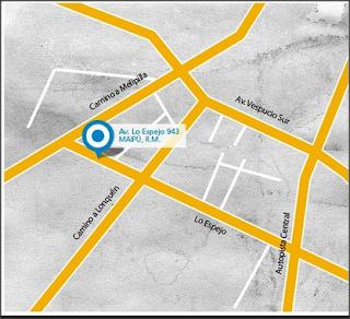 Mapa Vivo Outlet Maipú