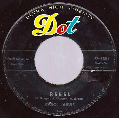 Carol Jarvis - Rebel