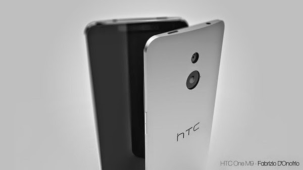 Reveal Stunning Images Of The HTC Concept One (M9)