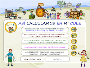 ¡Así calculamos en mi cole!