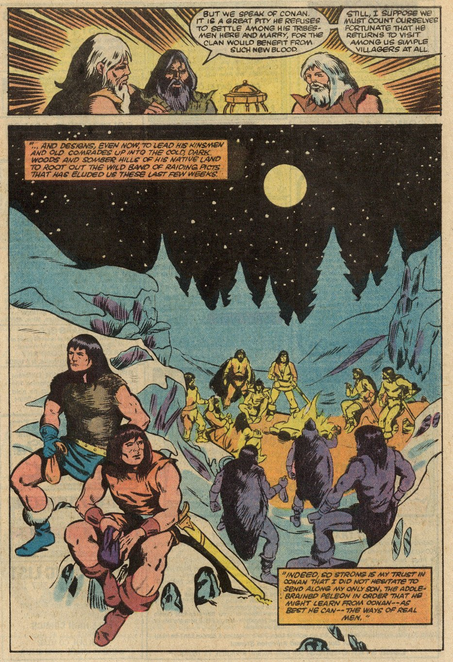 Conan the Barbarian (1970) Issue #145 #157 - English 4