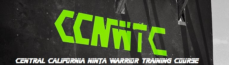 Central California Ninja Warrior Training Course (CCNWTC)