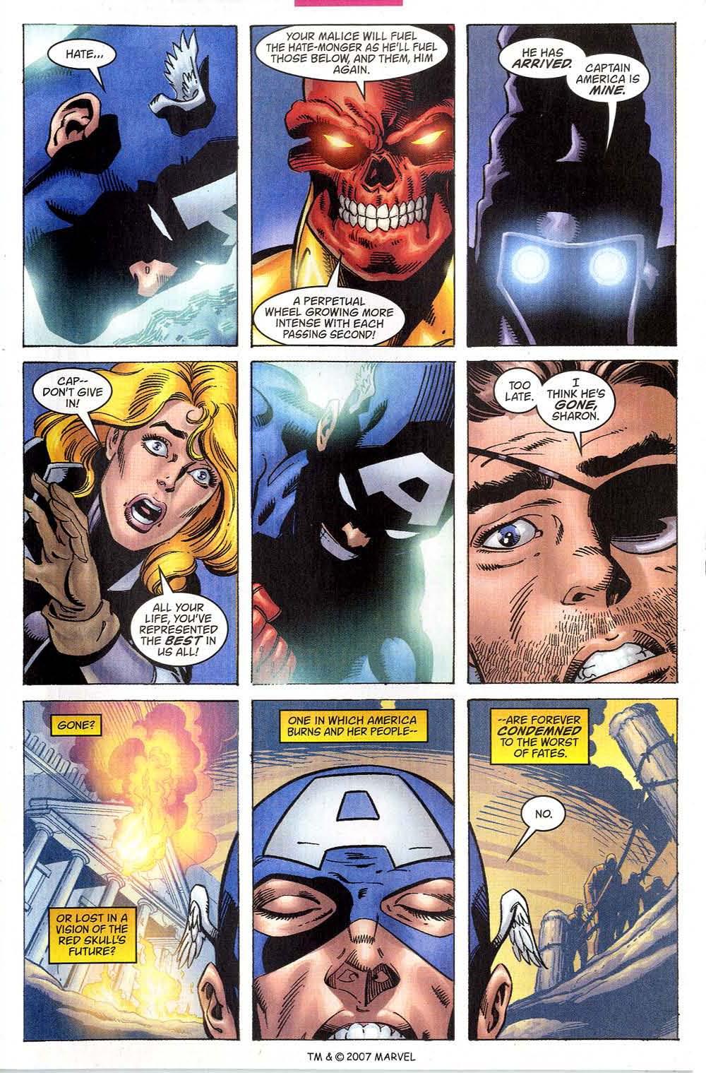 Captain America (1998) Issue #48 #55 - English 17