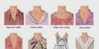 Trik Memilih Baju Berkerah Yang Cocok Untuk Wanita
