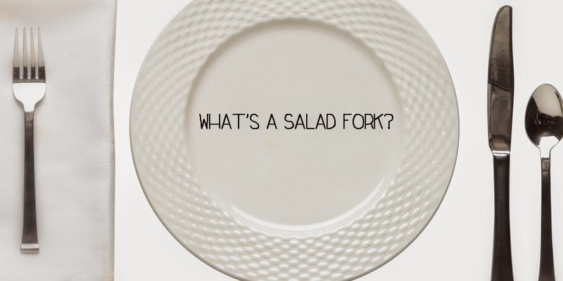 Whats a salad fork?