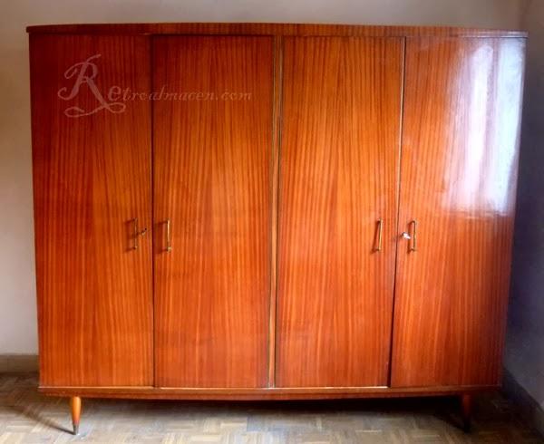 Retroalmacen tienda online de antig edades vintage y for Formica madera