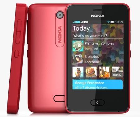 Celular Desbloqueado Nokia Asha 501 Preto com Dual  - imagens do celular nokia asha 501