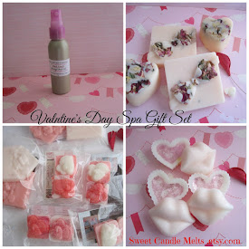 Valentine's Day Spa Box SEt