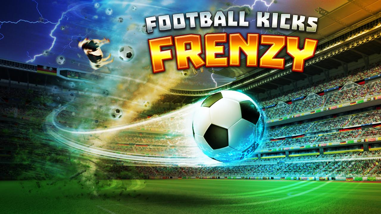 Football Kicks Frenzy Gameplay IOS / Android