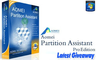 AOMEI Partition Assistant Manager Pro Crack With Serial Key Full Version Free Download