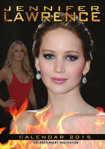 Calendario Jennifer Lawrence 2015
