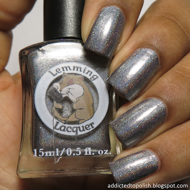 lemming lacquer i prefer dashing rapscallion