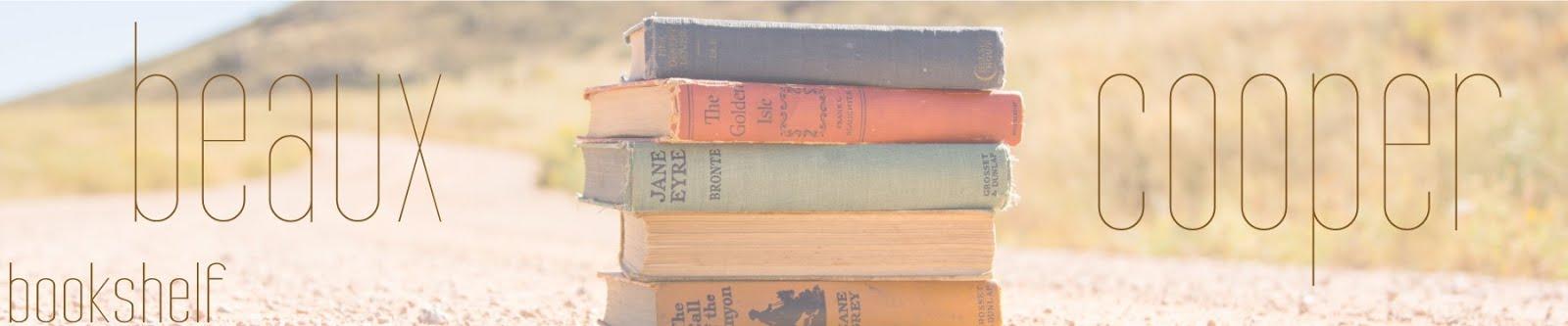 Bookshelf by Beaux Cooper