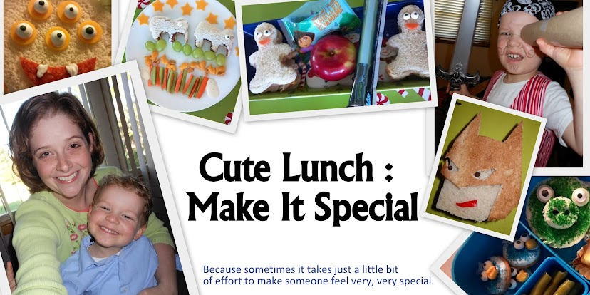 Cute Lunch : Make it Special