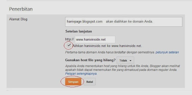 Custom Domain Blogger Tidak Bisa Diakses Tanpa WWW , custom domain blogger bermasalah, tidak bisa akses blog tanpa www, blog tidak bisa diakses tanpa www