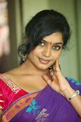 Jayavani hot photos in saree-thumbnail-11