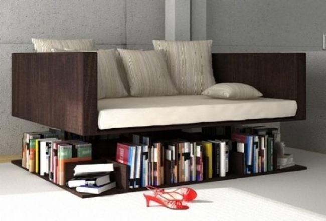 imagenes de muebles para guardar libros - 15 ideas para organizar las cosas de los niños Bujaren