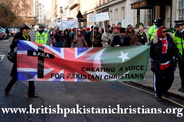 Visit our new British Pakistani Christians website
