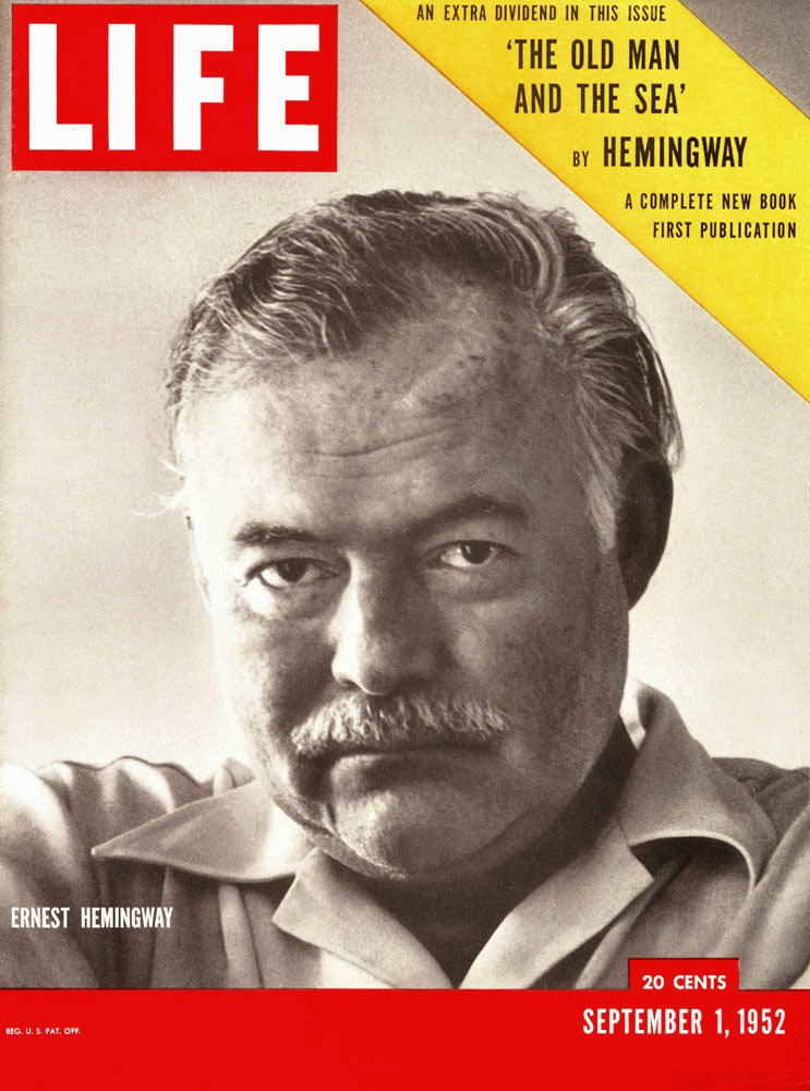 Famous Life Magazine Covers