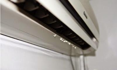 Penyebab Air Conditioner (AC) Bocor