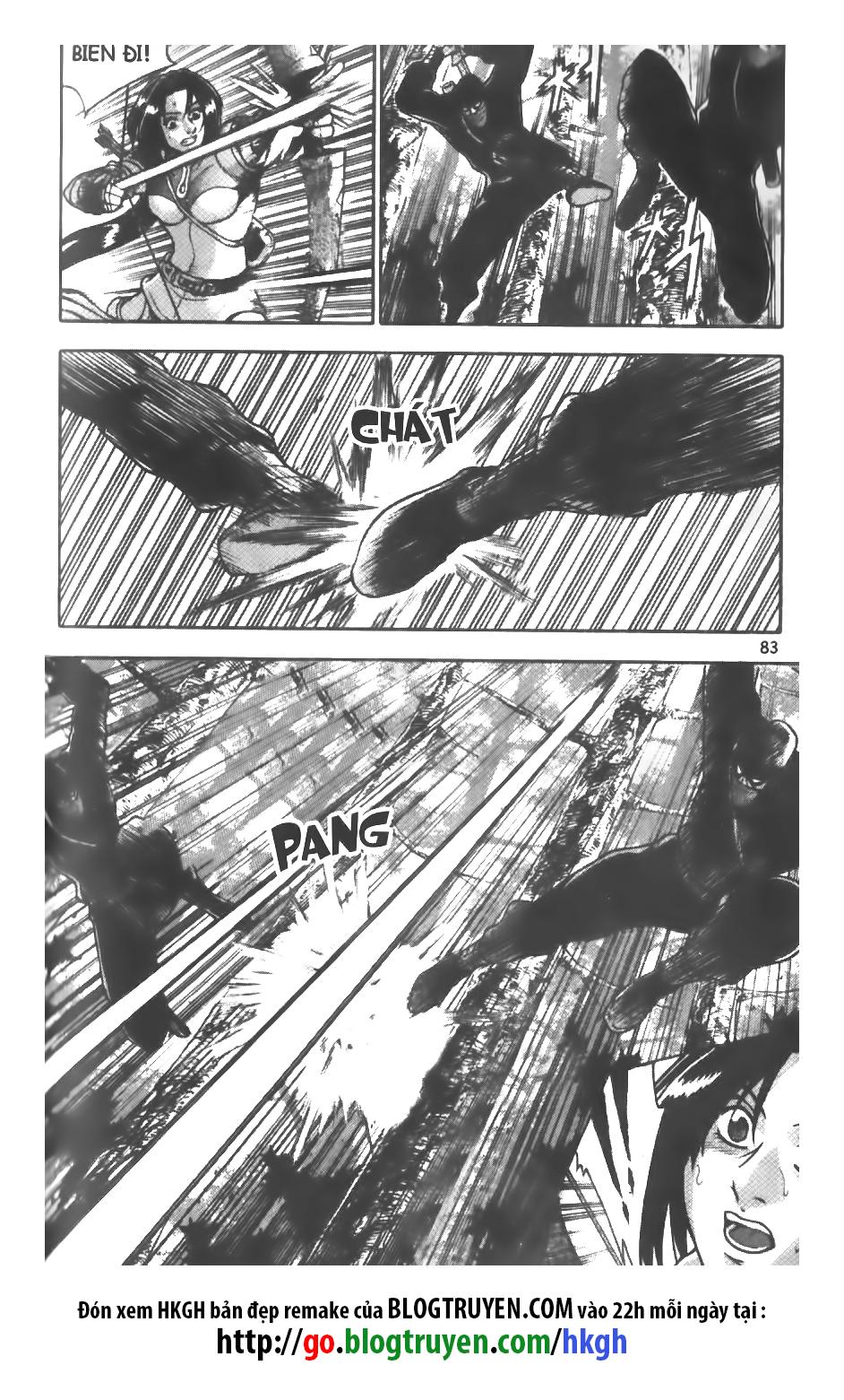 Hiệp Khách Giang Hồ chap 327 Trang 18 - Mangak.info