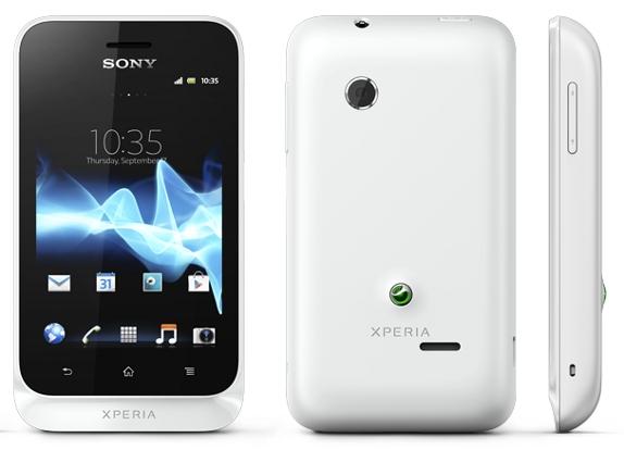 HP Sony Ericsson Xperia Tipo Android ICS Produk Termurah