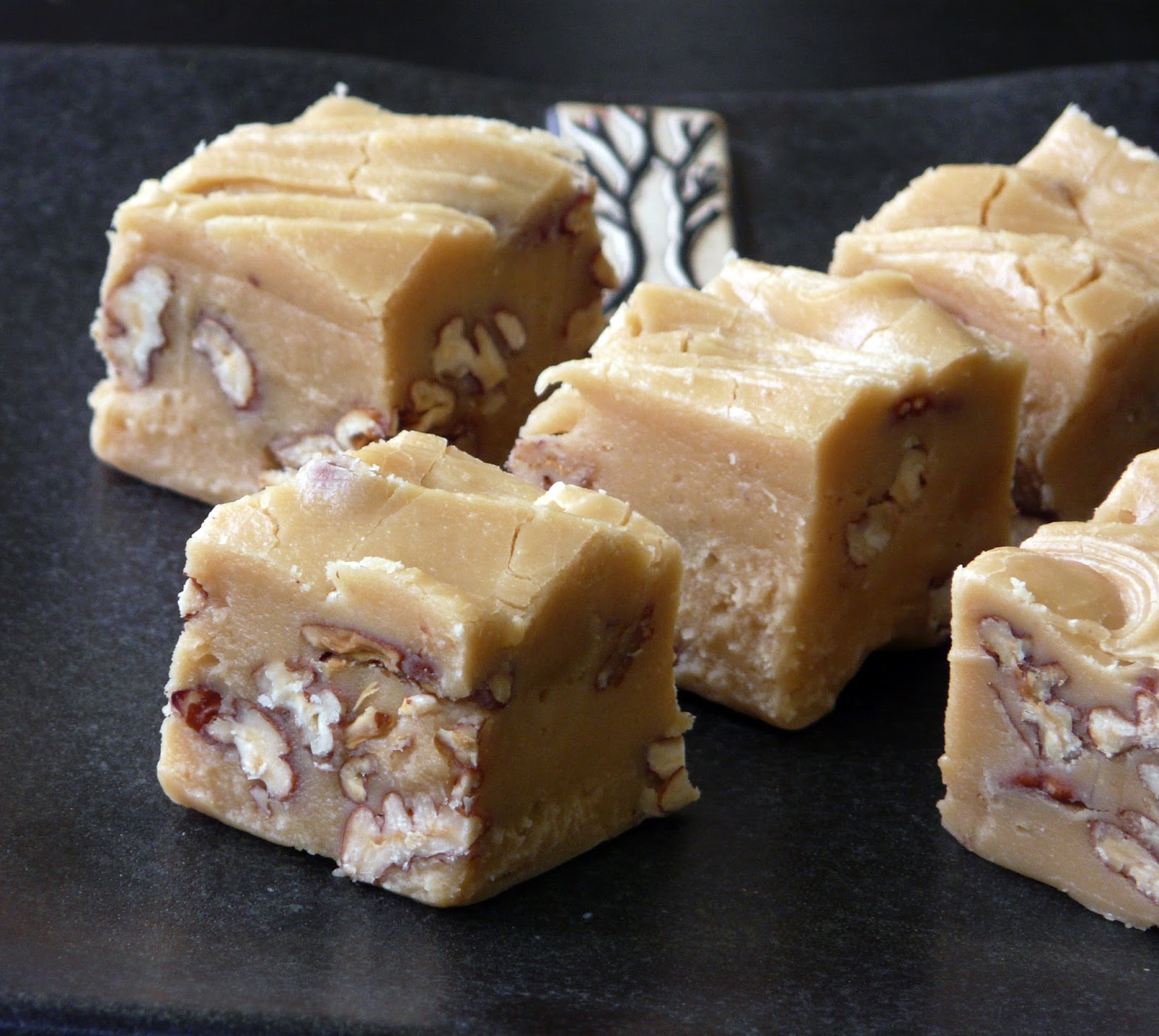 Thibeault's Table: Maple and Toasted Pecan Fudge.