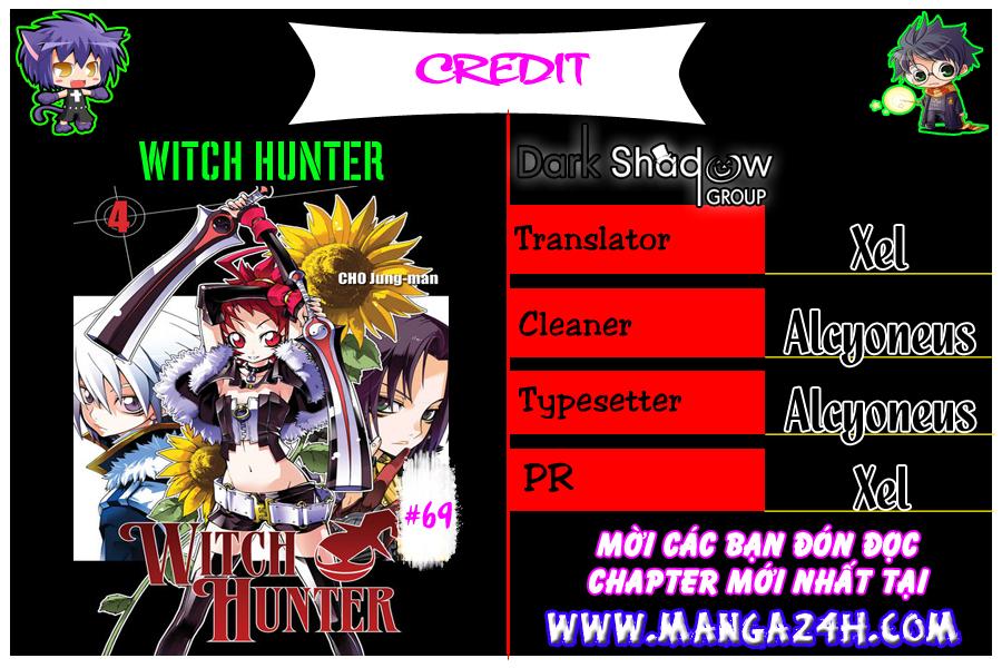 Witch Hunter – Thợ Săn Phù Thủy chap 69 page 1 - IZTruyenTranh.com