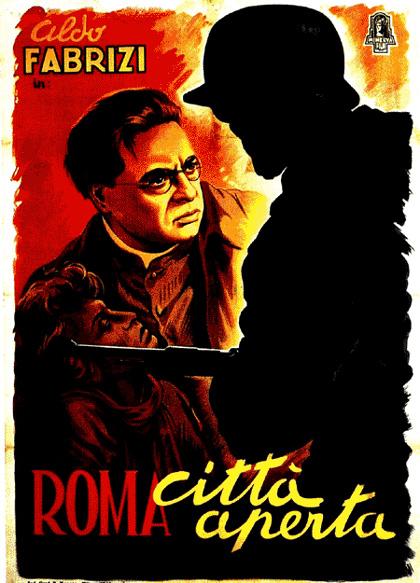 Ver Película : Roma, ciudad abierta, 1945 - Roberto Rossellini