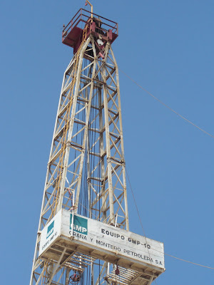 CLIMBING DEVICE – DRILLING RIG
