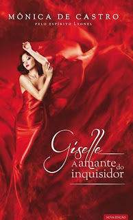 Livro-Giselle-A amante do inquisidor