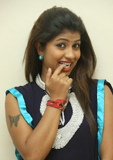 Geethanjali Thasya Latest Pictures in Salwar Kameez at Welcome to America Audio Launch ~ Celebs Next