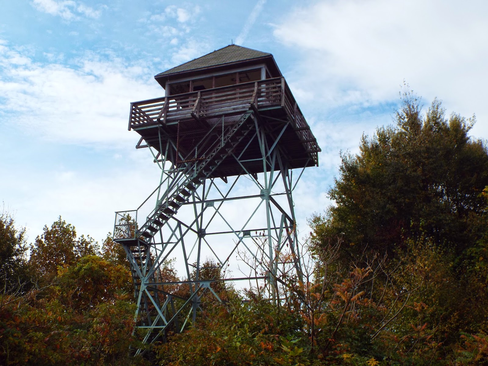 Rich Mountain Tower Rich Mountain Tower