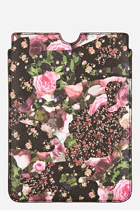 http://www.ssense.com/men/product/givenchy/black_and_pink_pebbled_floral_camo_ipad_mini_sleeve/87325