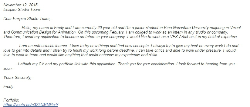 email cover letter english and indonesia and cv example. Resume Example. Resume CV Cover Letter