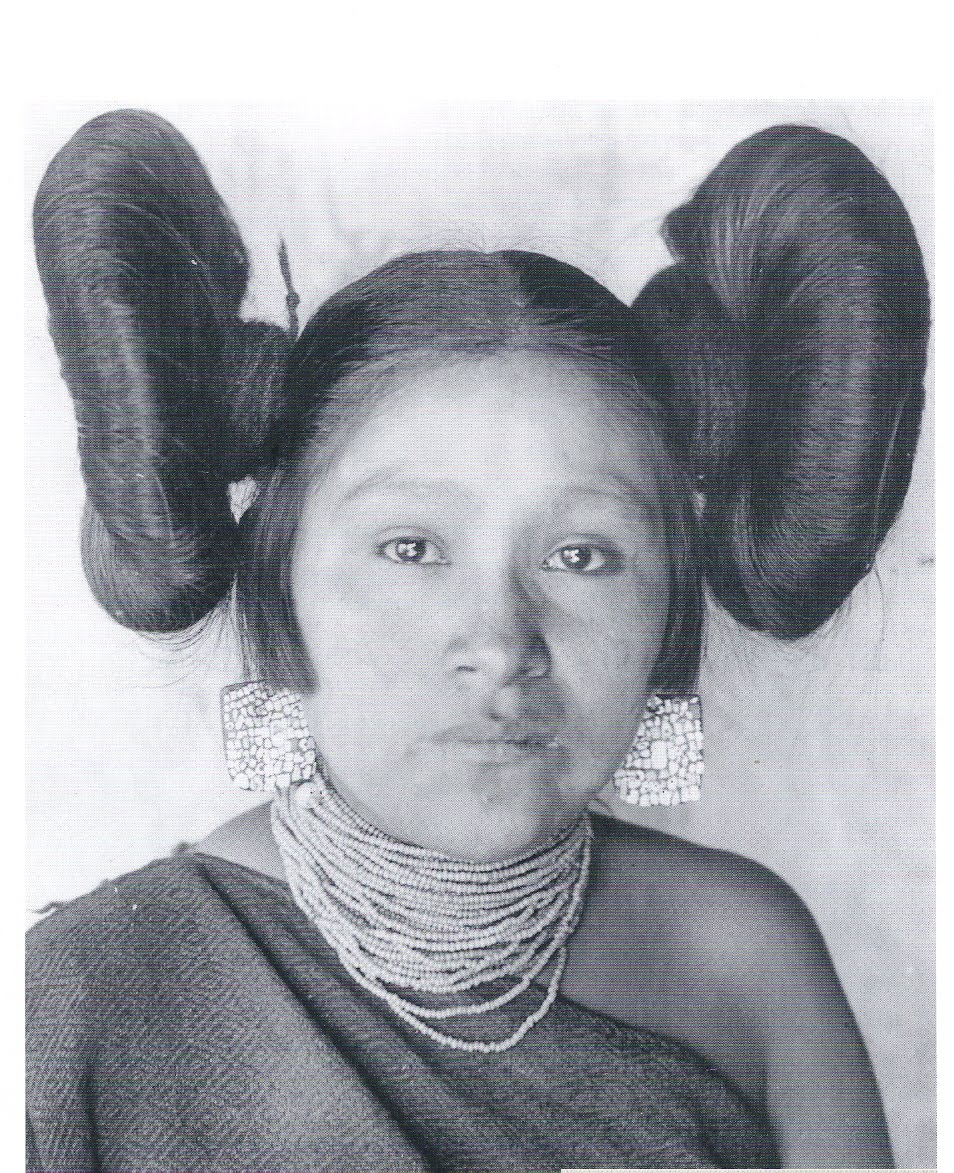 Hopi Indian Hairstyles