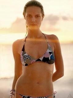 Heidi Klum in bikini pictures