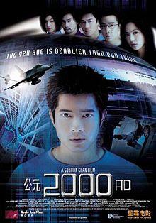 Án Tử Hình - 2000 Ad