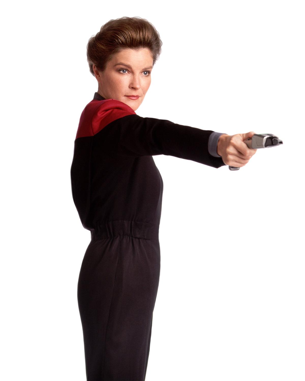 Kate Mulgrew Star Trek Modern Trek Kate Mulgrew