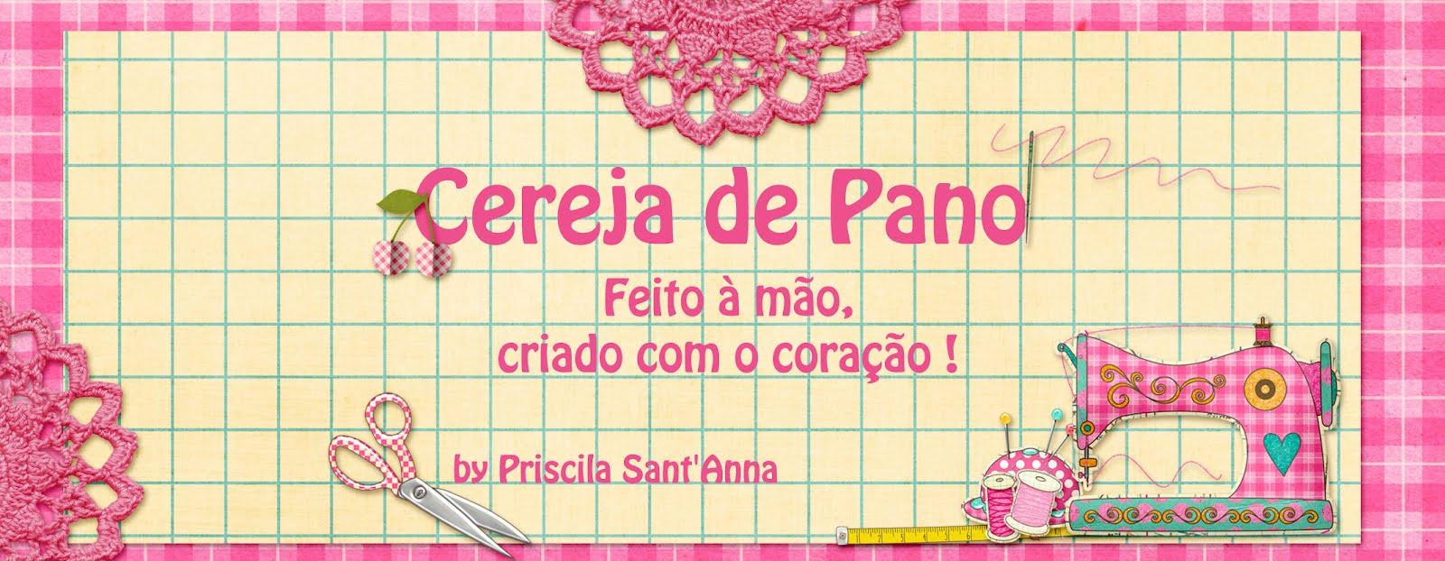 Cereja de Pano