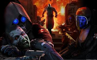 #29 Resident Evil Wallpaper
