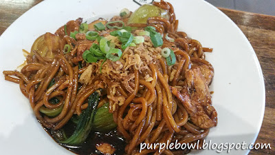 Hokkien noodles at Roti Road