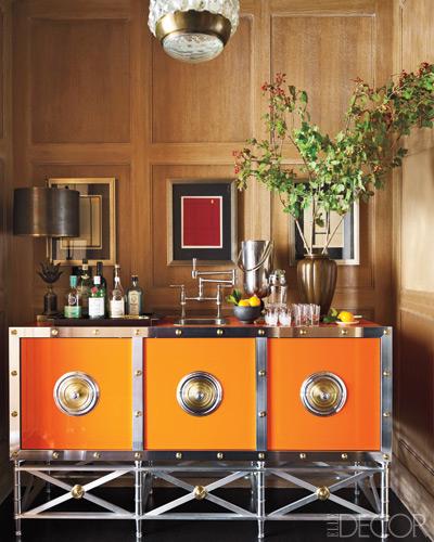 Designer Steven Gambrel S 8 Favorite Kitchen Designs: Mix And Chic: Home Tour- An Eclectic Manhattan Apartment