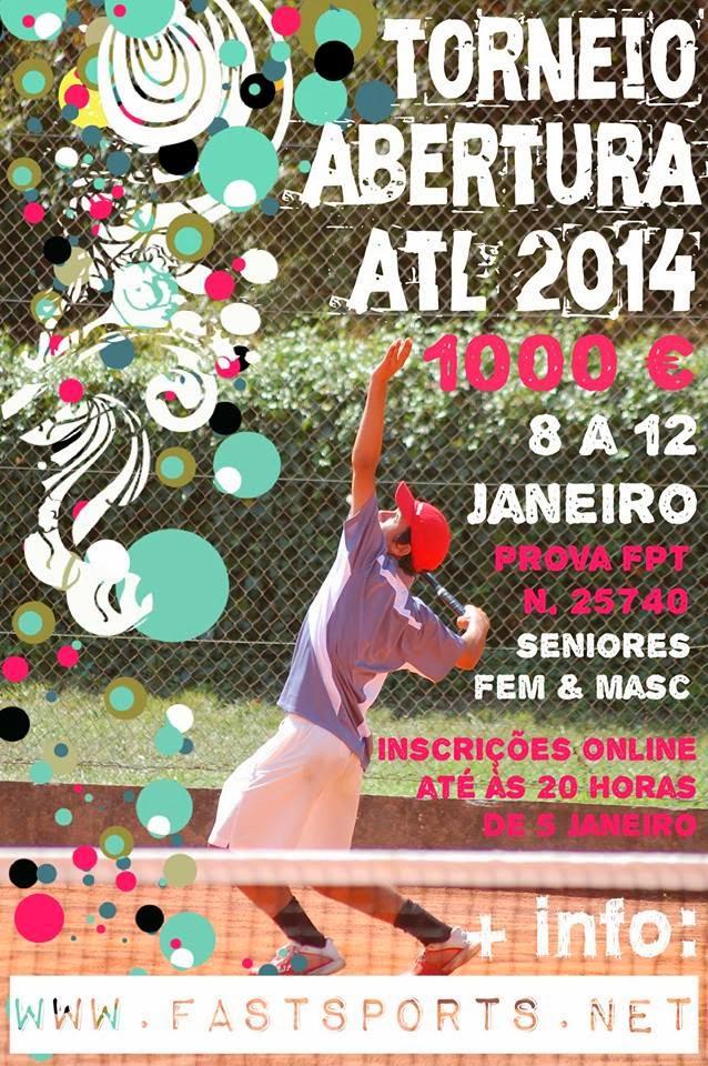 Torneio Abertura ATL 2014