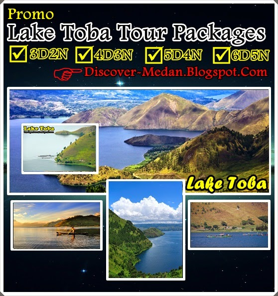 Promo Lake Toba Tour