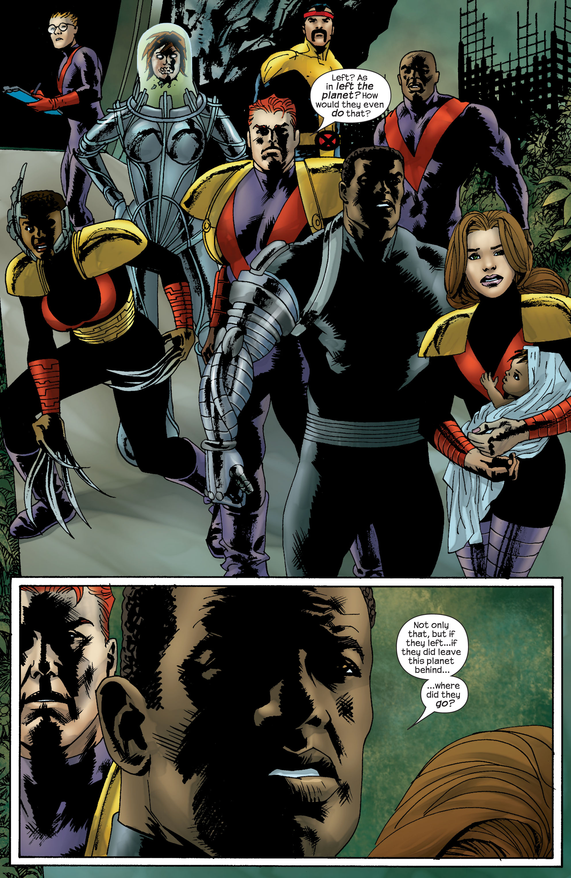 Marvel Zombies (2006) Issue #5 #5 - English 17