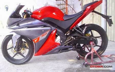 harga modifikasi Yamaha R125