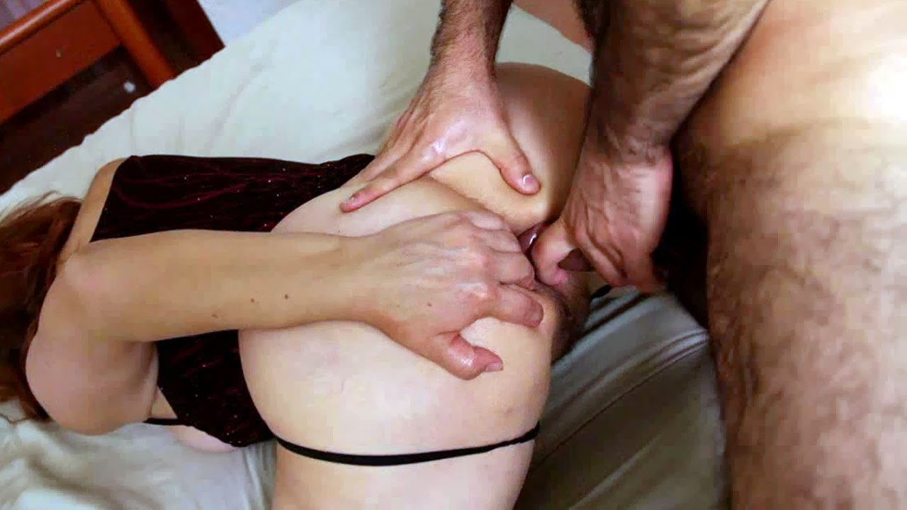 Mom son anal play